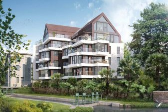 projet immobilier neuf Rennes