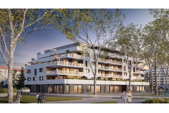 Jardin Olga / Annecy / MGM Constructeur
