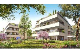logement neuf Champagne-au-Mont-d'Or