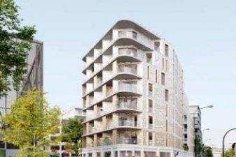 ZAC Port Chemin Vert / Aubervilliers / Icade & Fresh Architectures