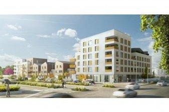 logement neuf écologique Strasbourg