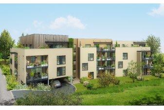 appartement neuf Verson Caen