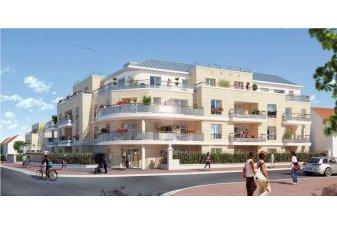 appartement neuf Saint-Gratien