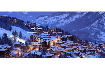 immobilier neuf montagne Courchevel