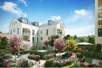 logement neuf intelligent Montigny le Bretonneux