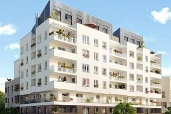 immobilier neuf lyon 63 logements neufs gerland. Black Bedroom Furniture Sets. Home Design Ideas