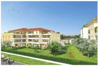 logement neuf Gardanne 13