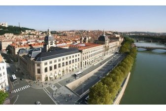 projet immobilier neuf Grand Hôtel Dieu Lyon