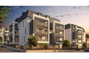 appartement neuf Aix les Bains