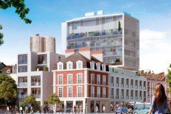 appartement neuf haut de gamme Rennes