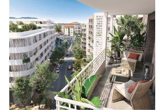 Programme neuf Dolce Via / Nice / BNP Paribas Immobilier Vectuel
