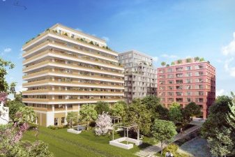 immobilier neuf Lyon Gerland