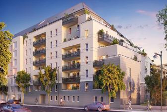 Nouveau programme immobilier annecy le vii avenue for Trouver logement neuf