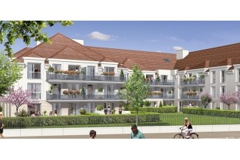 Immobilier neuf Yvelines : inauguration � Aubergenville