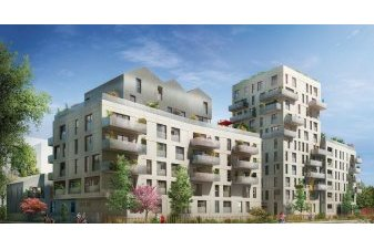Skyline programme neuf Ivry-sur-Seine