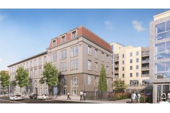 Résidence senior Ovelia / Saint-Etienne / Vinci Immobilier