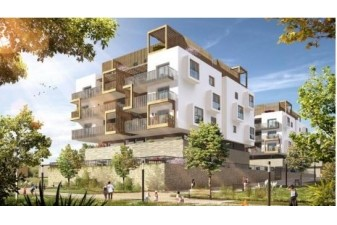 Programme neuf � Montpellier: une nouvelle r�sidence Parc Marianne