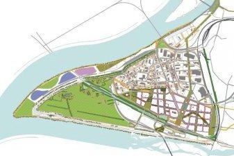 projet urbain Avignon Confluence