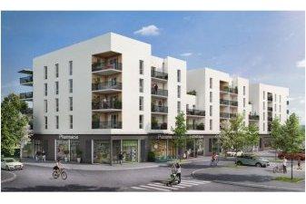 appartement neuf Bondoufle 91