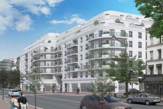 appartement neuf Saint-Ouen 93