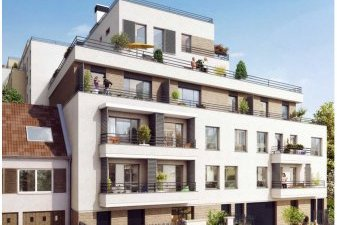 69 appartements neufs en chantier à Noisy-le-Sec