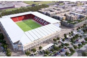 Stade des Costières / Nîmes