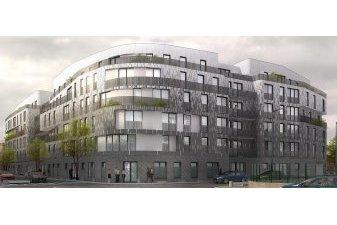 logement neuf Aubervilliers