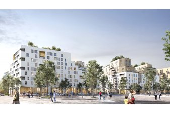 O'Mathurins / Bagneux / BNP Paribas Immobilier