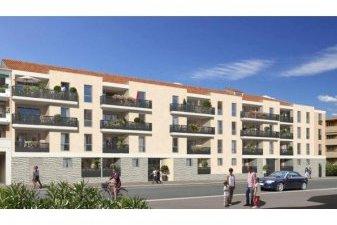 appartement neuf St Laurent du Var