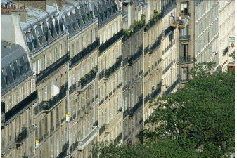 Immobilier neuf paris hausse du budget municipal for Trouver logement neuf