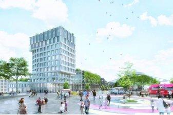Une Vallée Idéale / Amiens / Groupe Duval & Vinci Immobilier