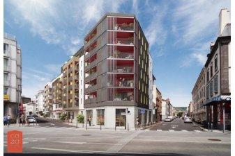 Résidence senior Cazam / Clermont-Ferrand / Eiffage Immobilier