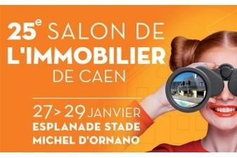 salon immobilier Caen 2017