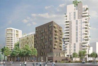 appartement neuf Asnières-sur-Seine