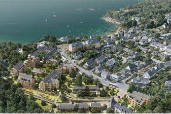 Programme Hôpital du Rosais / Saint-Malo / groupe Pichet & Cabinet Devillers et Associés