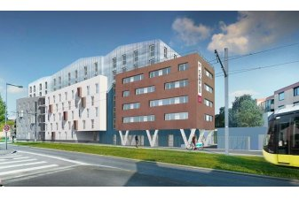 Programme neuf R'Campus, Brest / Bouygues Immobilier