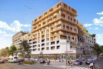 logement neuf Bagneux écoquartier Victor-Hugo