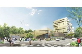 Grand Angle / Villeneuve d'Ascq / Vinci Immobilier