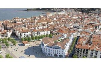 projet immobilier Saint-Jean-de-Luz