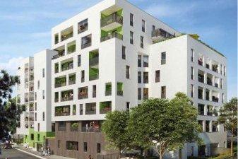 Quartier Blanqui / Bagnolet / Eiffage Immobilier