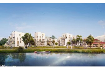 Plaisance Village Saint-Martin / Rennes / Coop de Construction