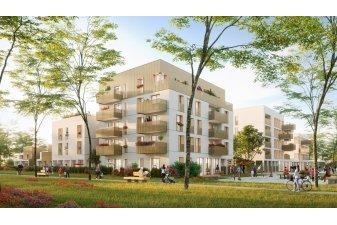 logement neuf Montlouis-sur-Loire