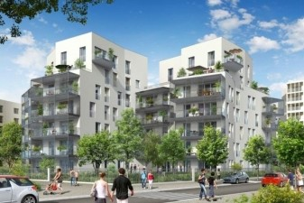 C�ur de Soie : une op�ration du Grand Lyon en plein chantier !