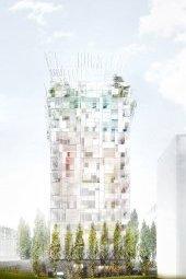 logement neuf Lyon Confluence