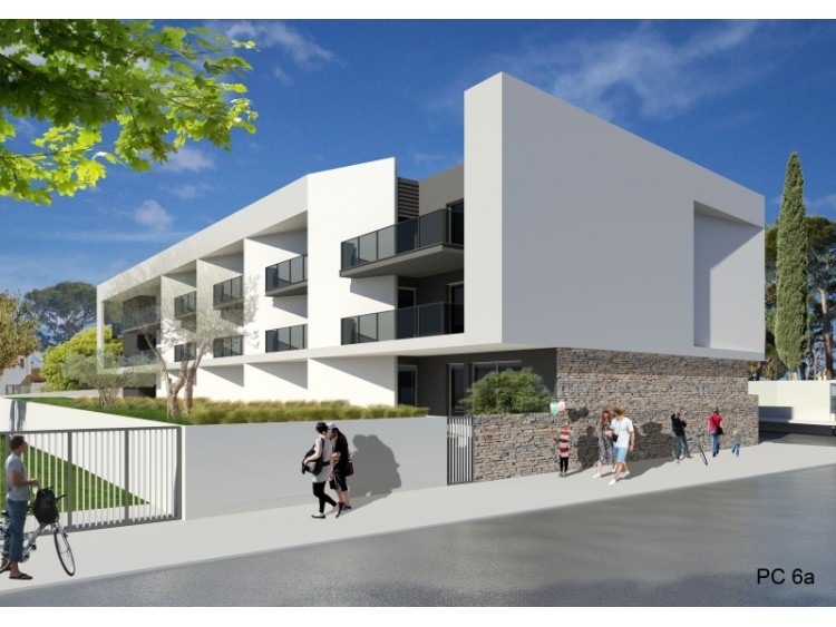Immo neuf montpellier un programme neuf taille humaine for Trouver logement neuf