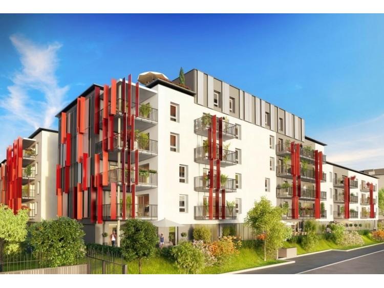 Reprise continue pour l 39 immobilier neuf clermont ferrand for Trouver logement neuf