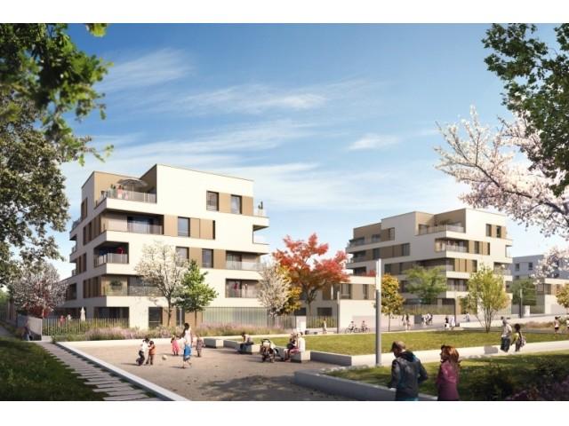 Du logement neuf pour clore la zac gambetta de saint for Trouver logement neuf