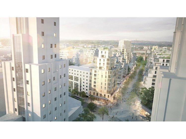 logement neuf Villeurbanne