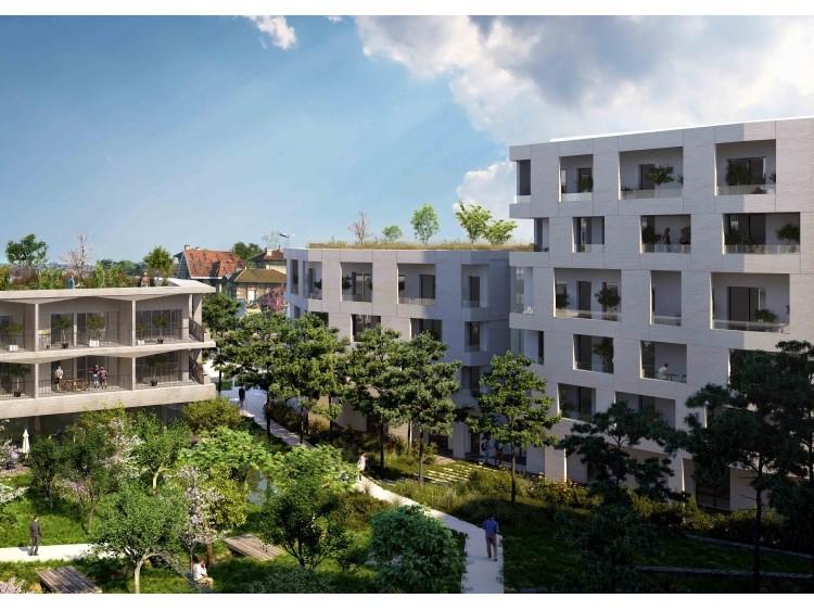 Logements neufs et r sidence senior au centre ville de pessac for Trouver logement neuf