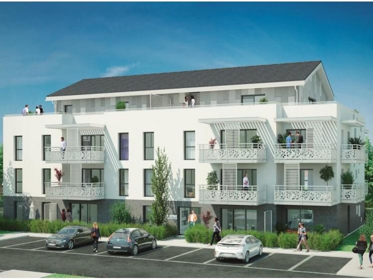 Les rives de thouar 129 logements neufs pr s de nantes for Trouver logement neuf